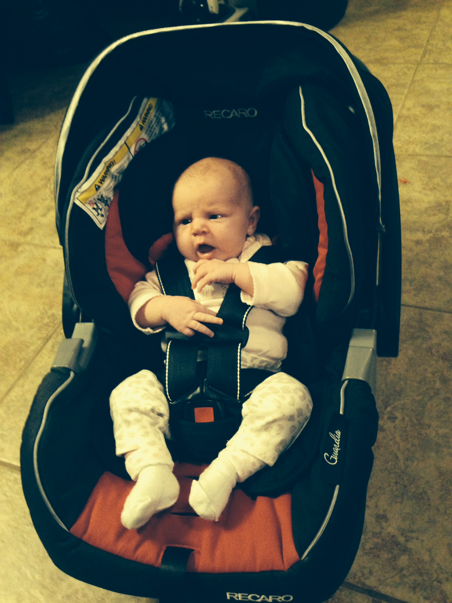 Recaro Recently Had Given Me The Chance To Review Their Travel System Includes Car Seat Base And Stroller