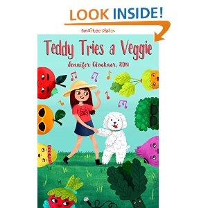 Teddy Tried a Veggie