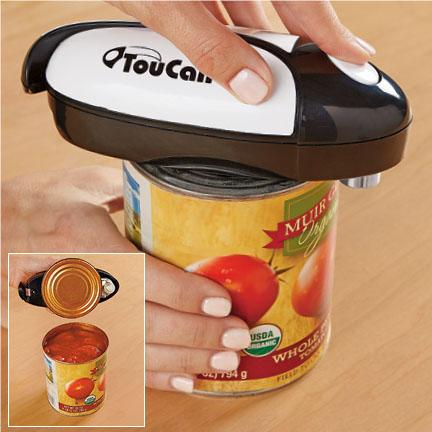 Who Can? TouCan Open Cans Quickly