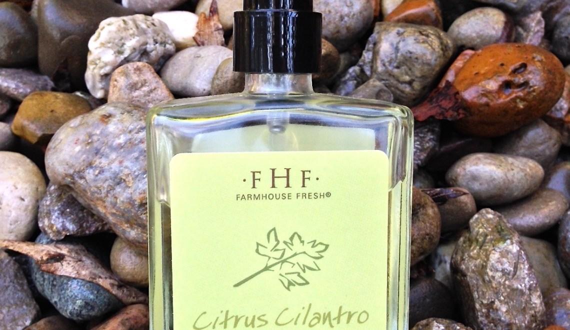 Farmhouse Fresh Citrus Cilantro Body Oil