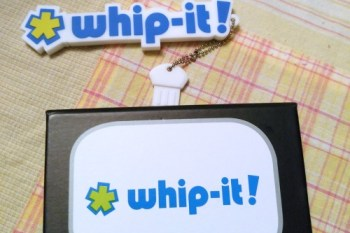 Whip-It In Time For Valentine's Day