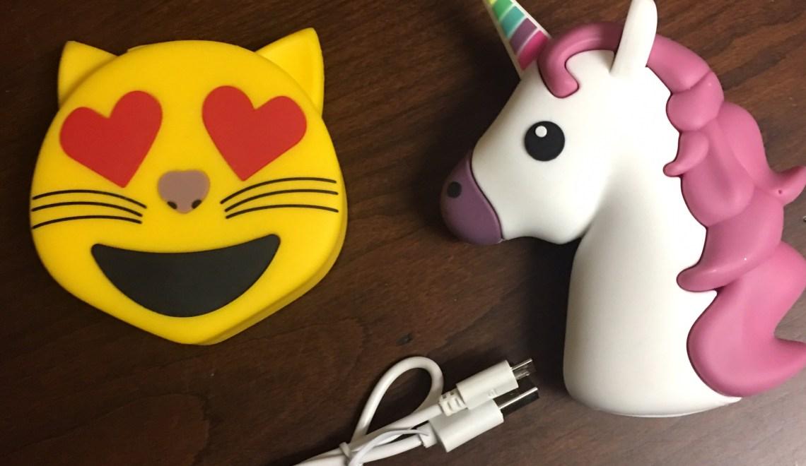 Power Emoji Smitten Kitten