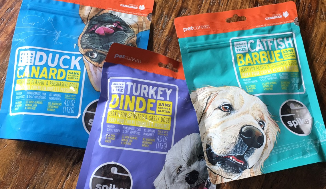 Spoil Your Pup with SPIKE Treats