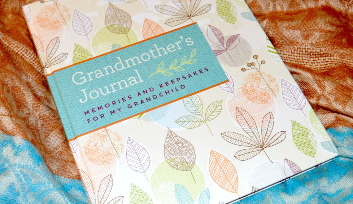 Keeping the memories alive | Grandmother's Journal
