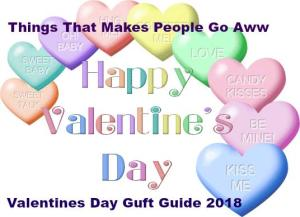 Check out the Valentine's Day Gift Guide