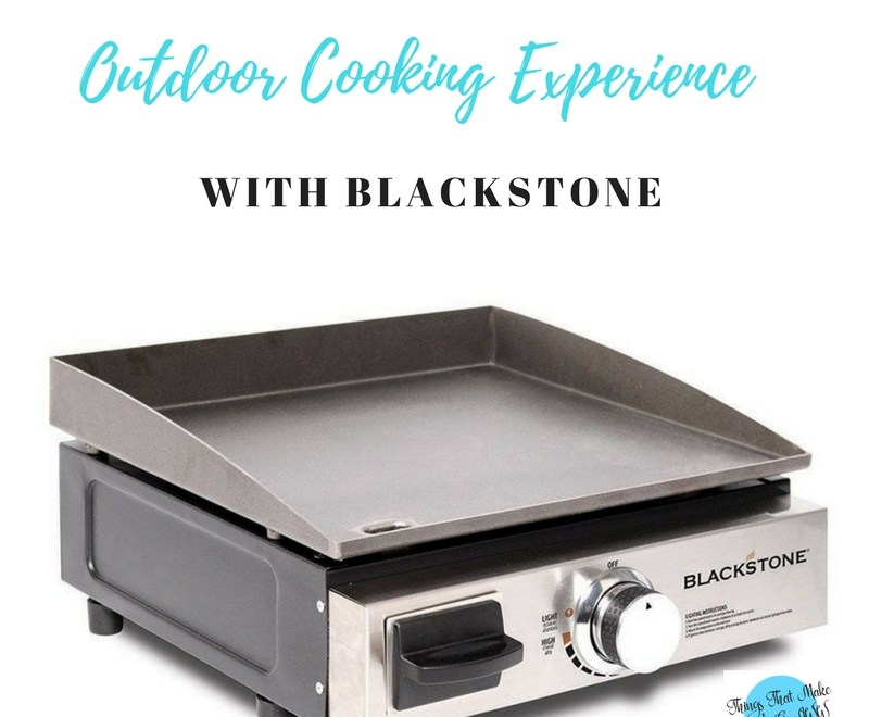 Improve Your Outdoor Cooking Experience With Blackstone