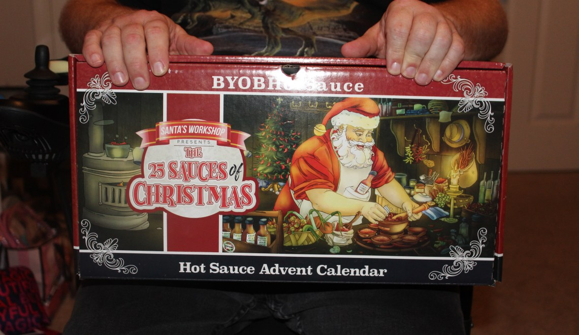 Hot Sauces Gift Set – 2018 Advent Calendar