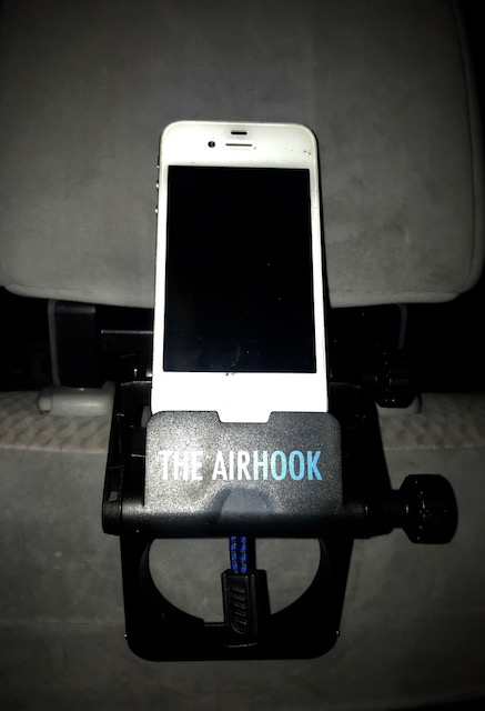 Airhook 2.0 Must have travel accessory