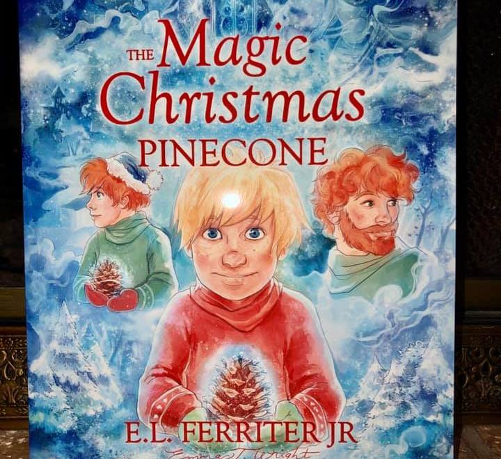 Lift Up Your Little One with an Inpirational Christmas Story Book