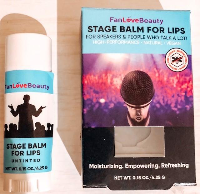 The Best Vegan Lip Balm for Speakers