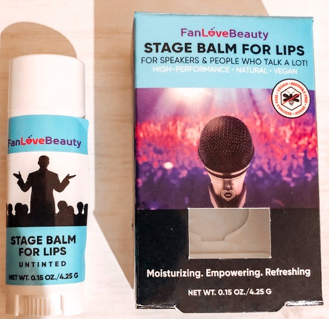 The Best Vegan Lip Balm for Speakers