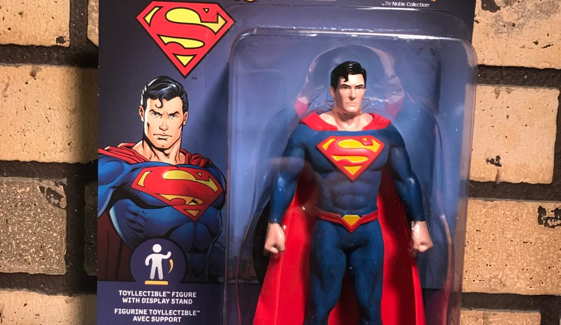 Bendable Action Figures