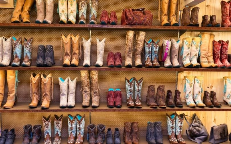 4 Tips for Buying Your First Pair of Cowboy Boots