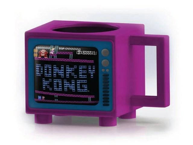 Donkey Kong Heat Changing Mug