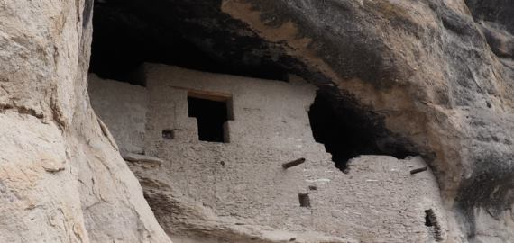 New Mexico Gila Cliff Dwellings