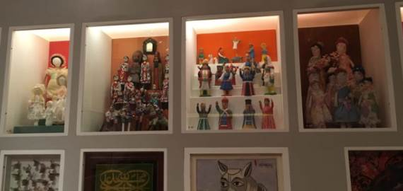 New Mexico Museum of Folk Art