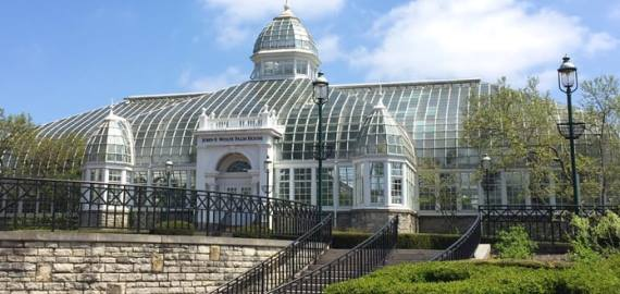 Ohio Franklin Park Conservatory
