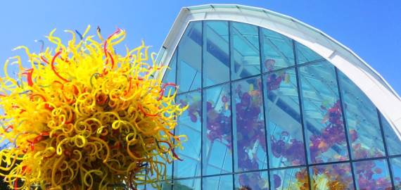 Washington Chihuly Garden and Glass