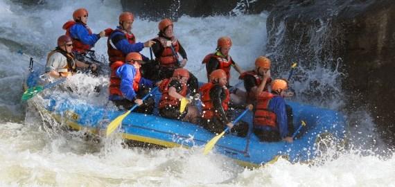 West Virginia Gauley River