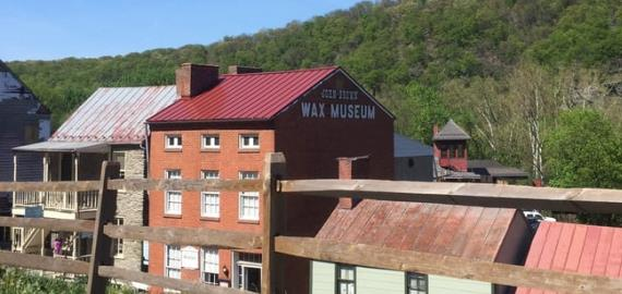 West Virginia Harpers Ferry