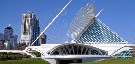 Wisconsin Milwaukee Art Museum