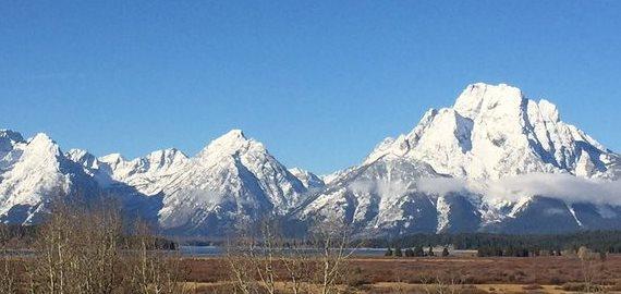Wyoming Grand Teton National Park