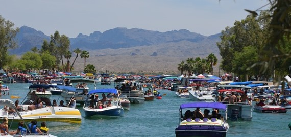 Arizona Lake Havasu