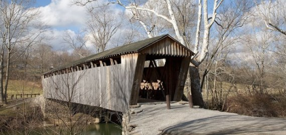 Kentucky Scenery Covered Bridges