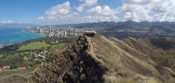 Hawaii Diamond Head State Park
