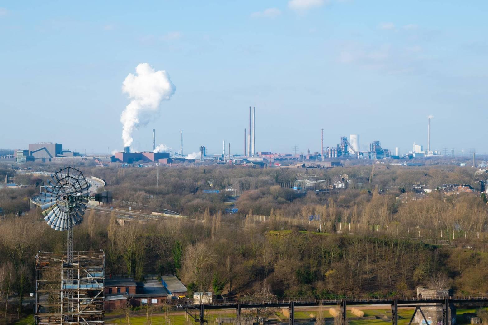 Duisburg Stahlwerke