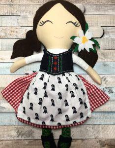 Nanikana Basel doll