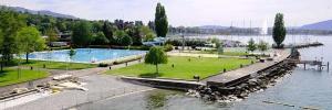 Geneva beaches