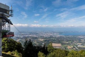 FREE HIKES UP THE SALÈVE EVERY SUNDAY @ Terminus of Bus No 8