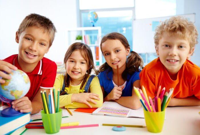 summer booster courses for children Geneva
