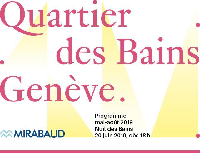 Nuits des Bsins June 2019 Geneva