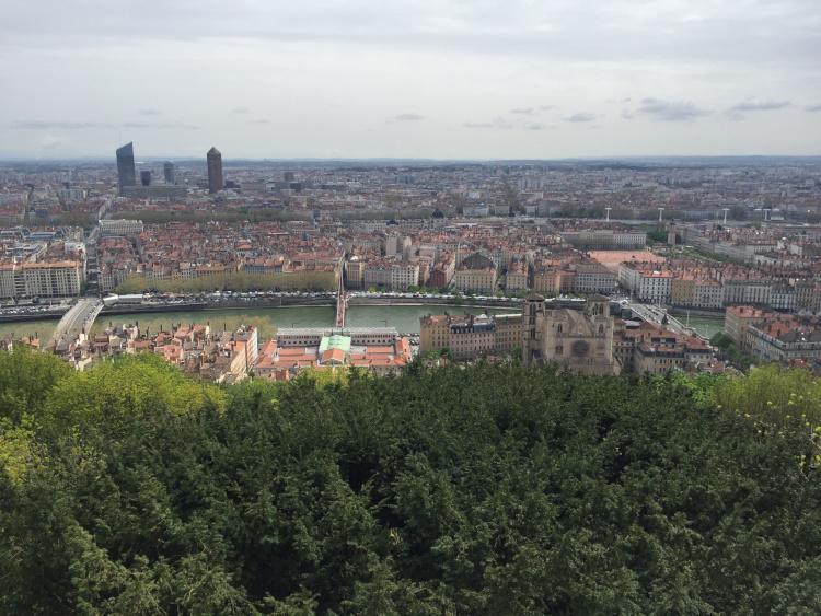 Lyon day trip from Geneva