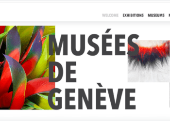 Arts and culture in Geneva in English