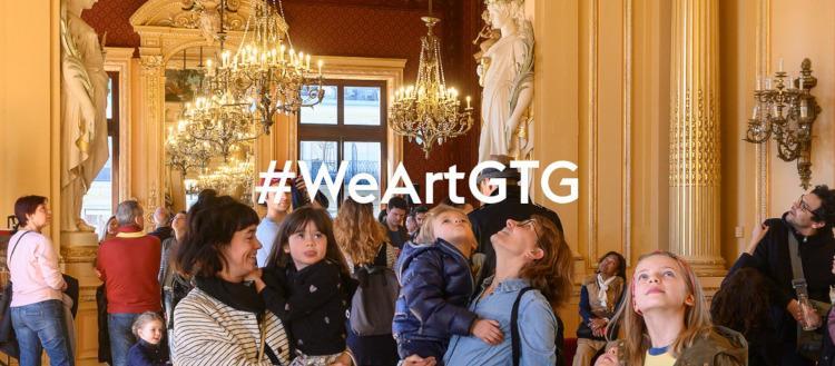 Grand theatre Geneve open days
