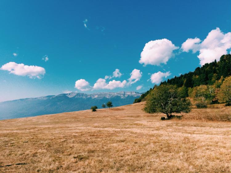 autumn hikes around Geneva