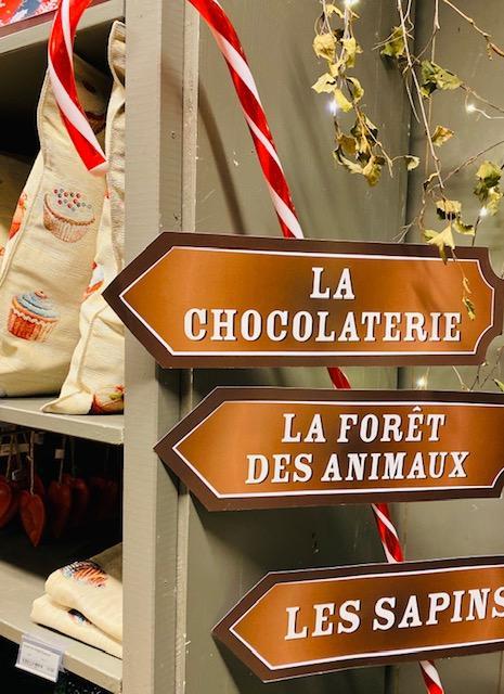 Christmas market Schilliger Garden Centre Gland