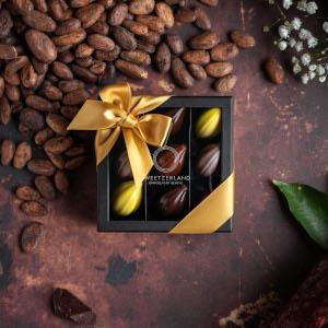 Top luxury Easter chocolates geneva self-isolation