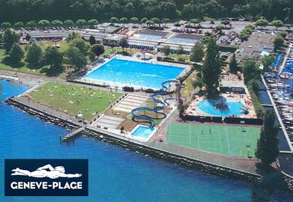 swimming pools reopens - geneva