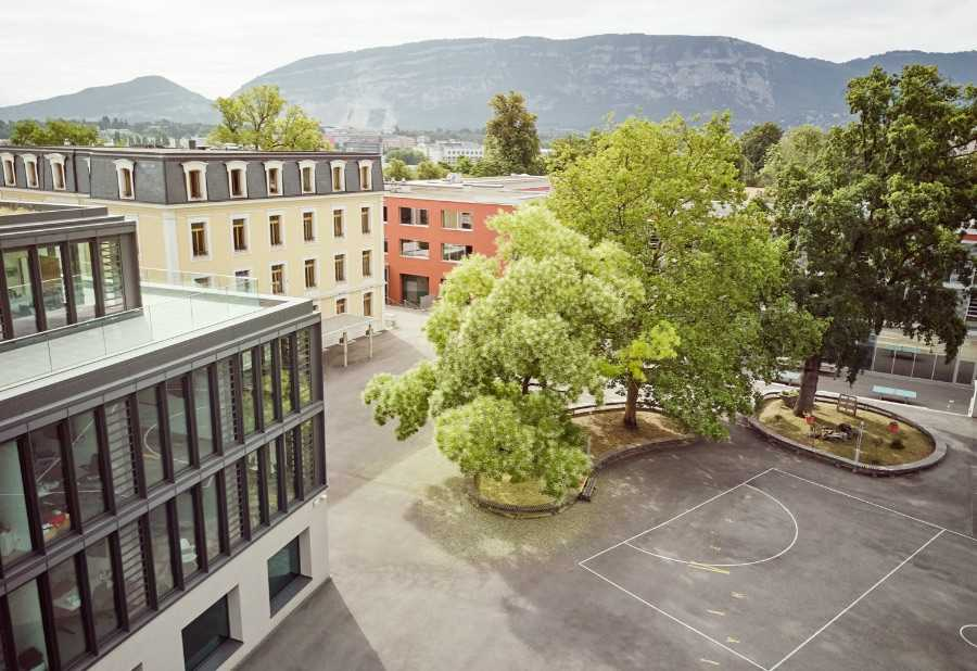 IIL international school Geneva - campus