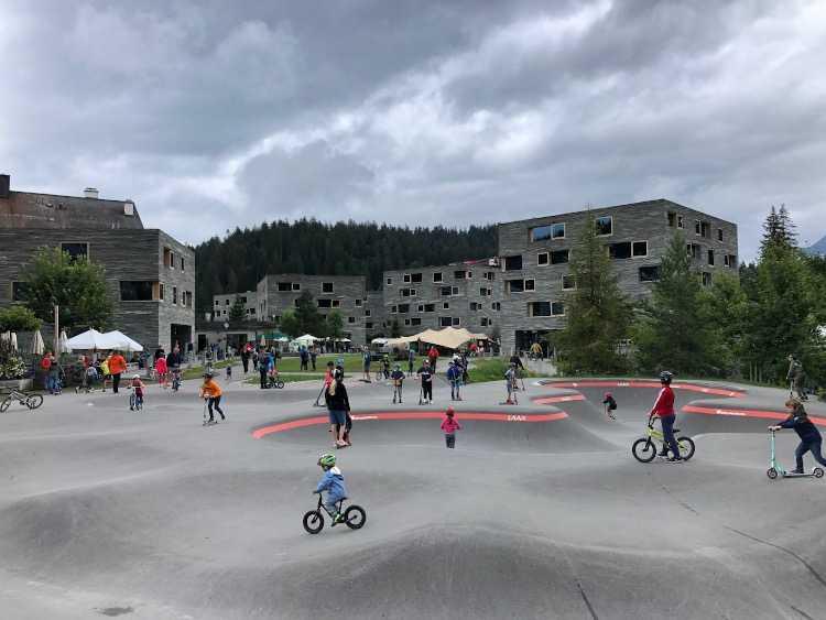 Swiss Mountain Staycation