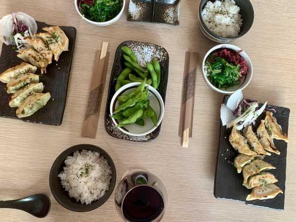 Japanese restaurant Geneva