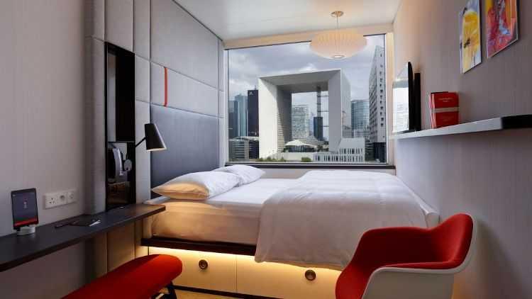 CitizenM hotel Geneva