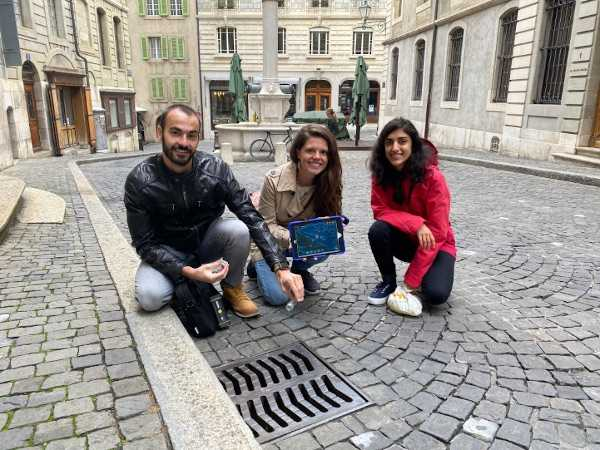 outdoor escape game Geneva