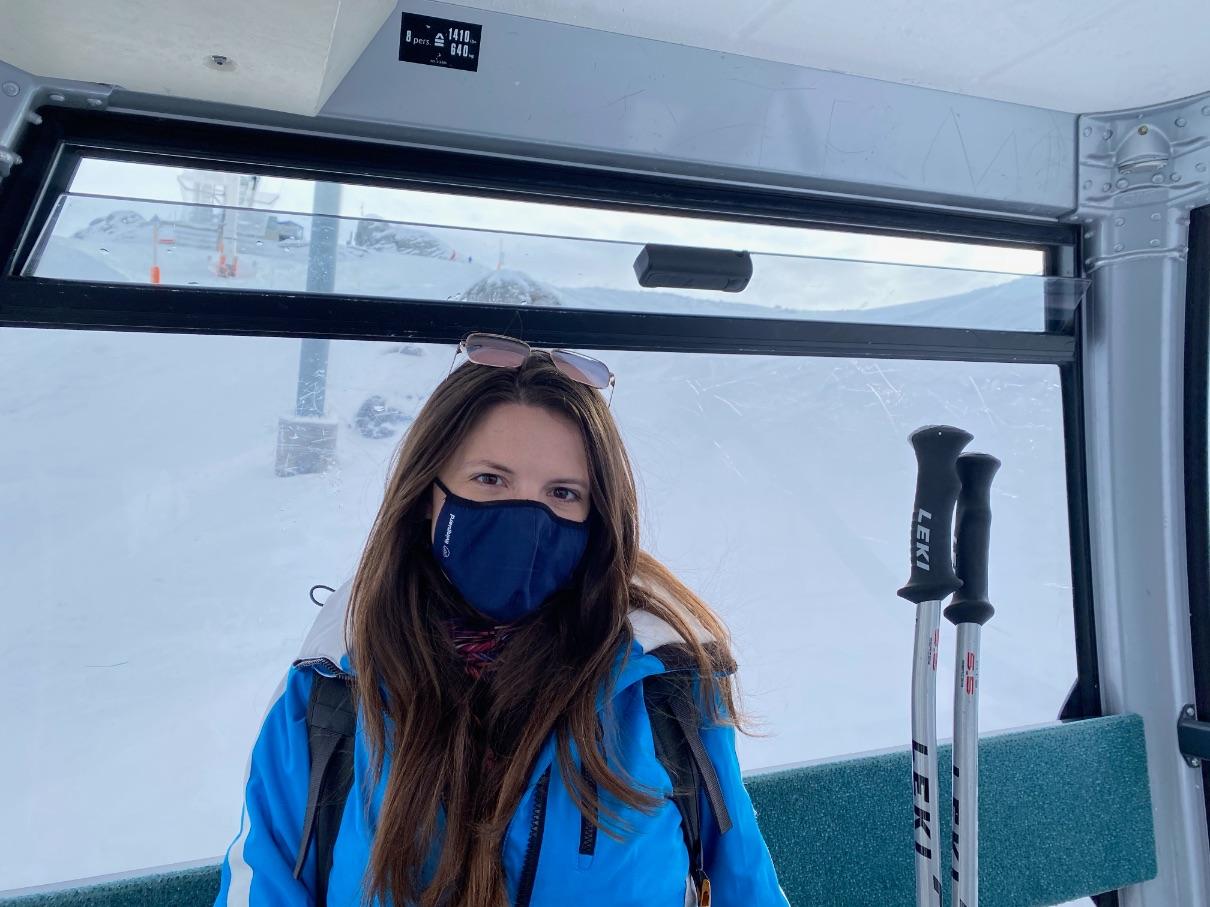 ski resorts near Geneva - skiing in Switzerland during COVID
