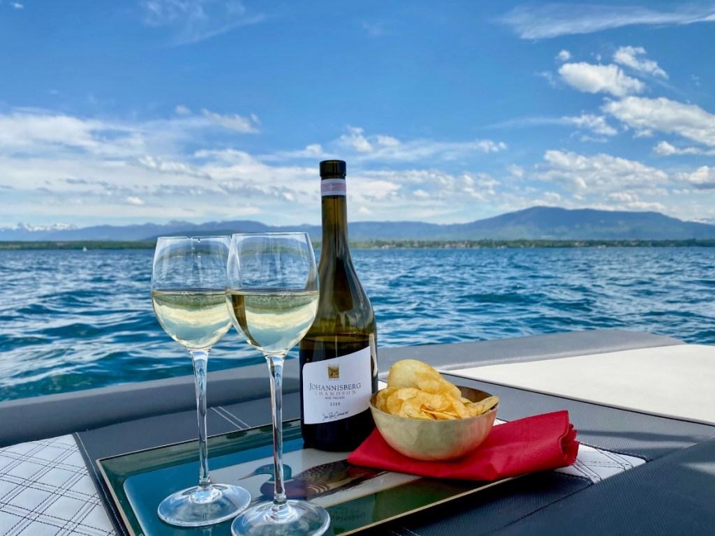 Geneva Nyon Boat - Things To Do in Geneva, wine on the lake