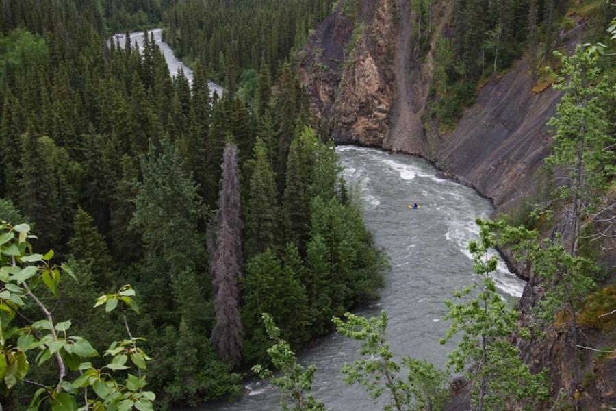 Happy River, Alaska Range